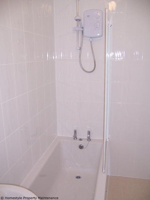 Express electric shower installation service Dublin